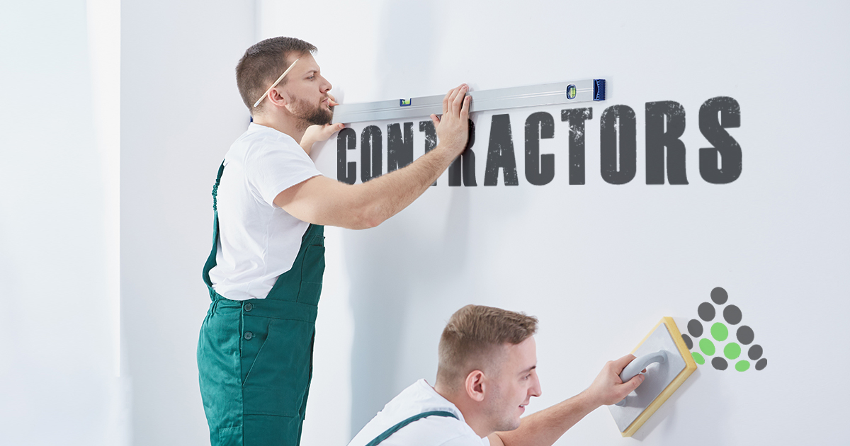 How To Deal With Contractors Effectively