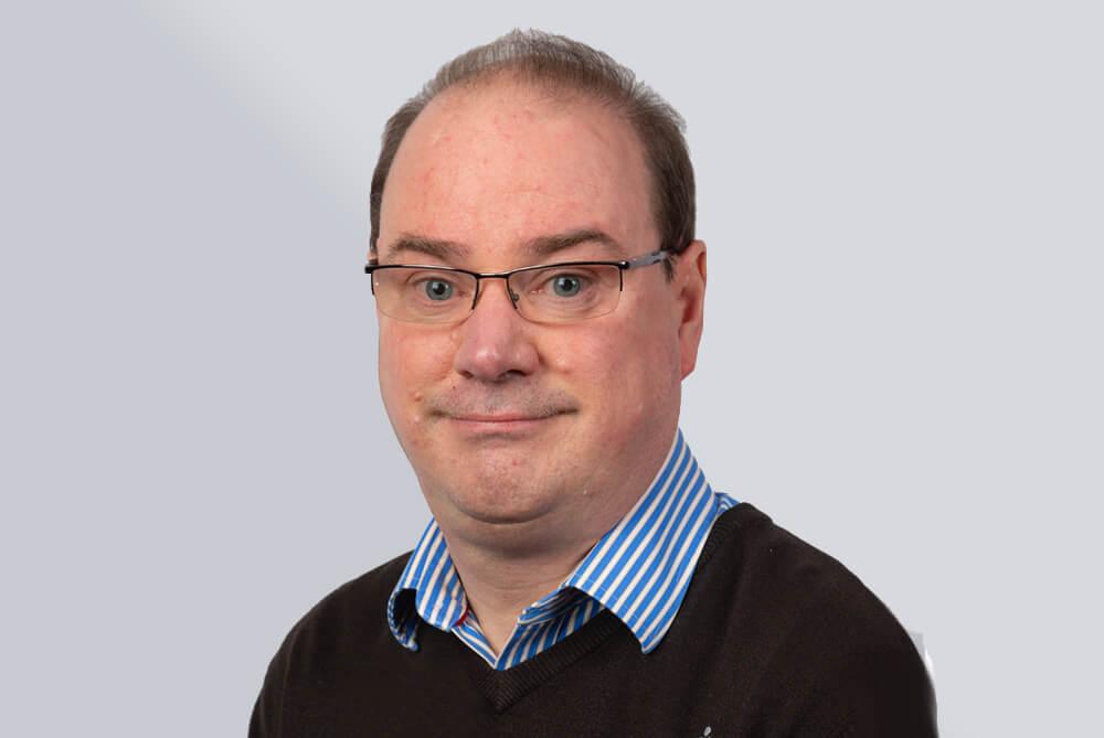Paul Miller - Managing Director