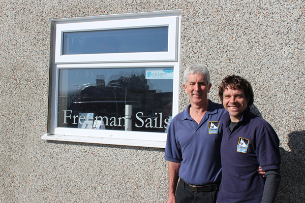 Freeman Sails